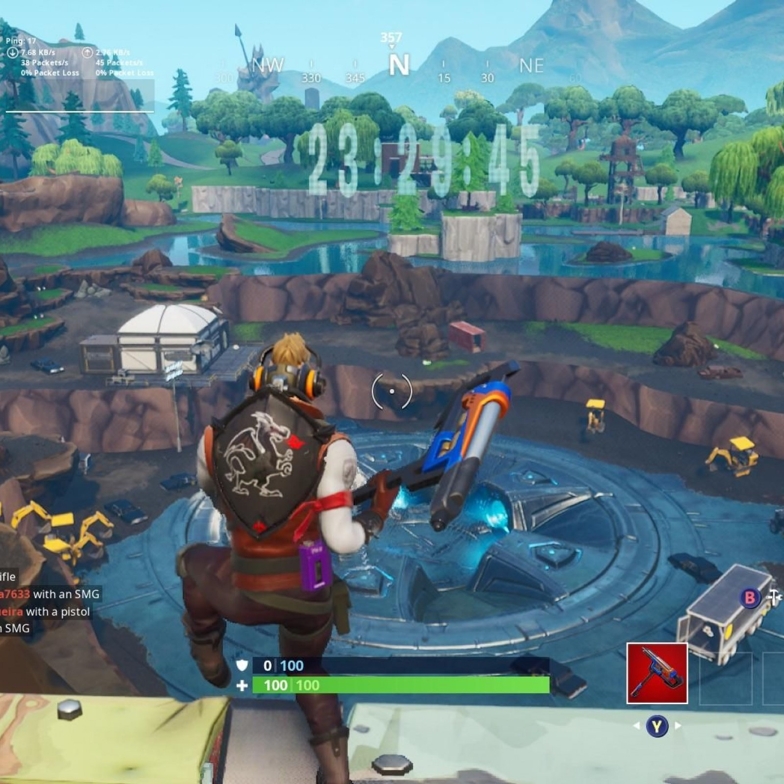Fortnite' Loot Lake Vault Countdown Hypes Up Season 8 Unvaulting Event