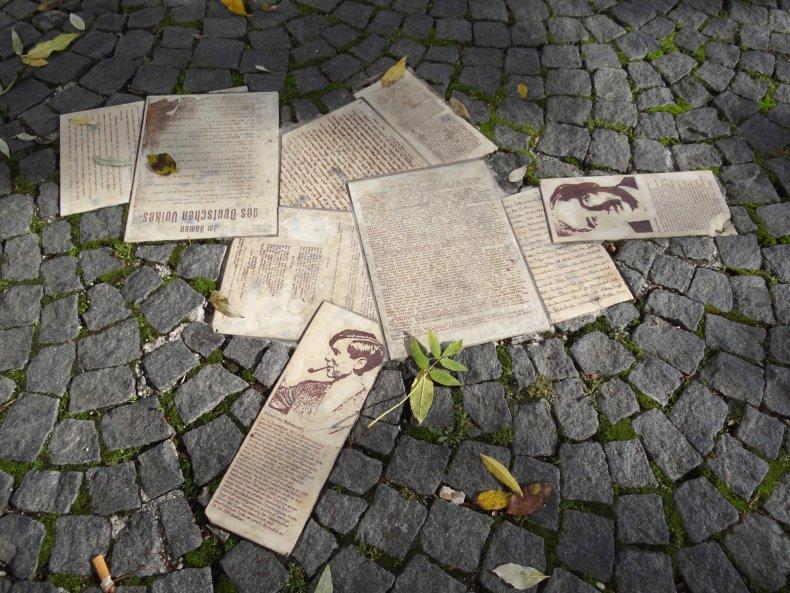 white rose memorial munich traute lafrenz