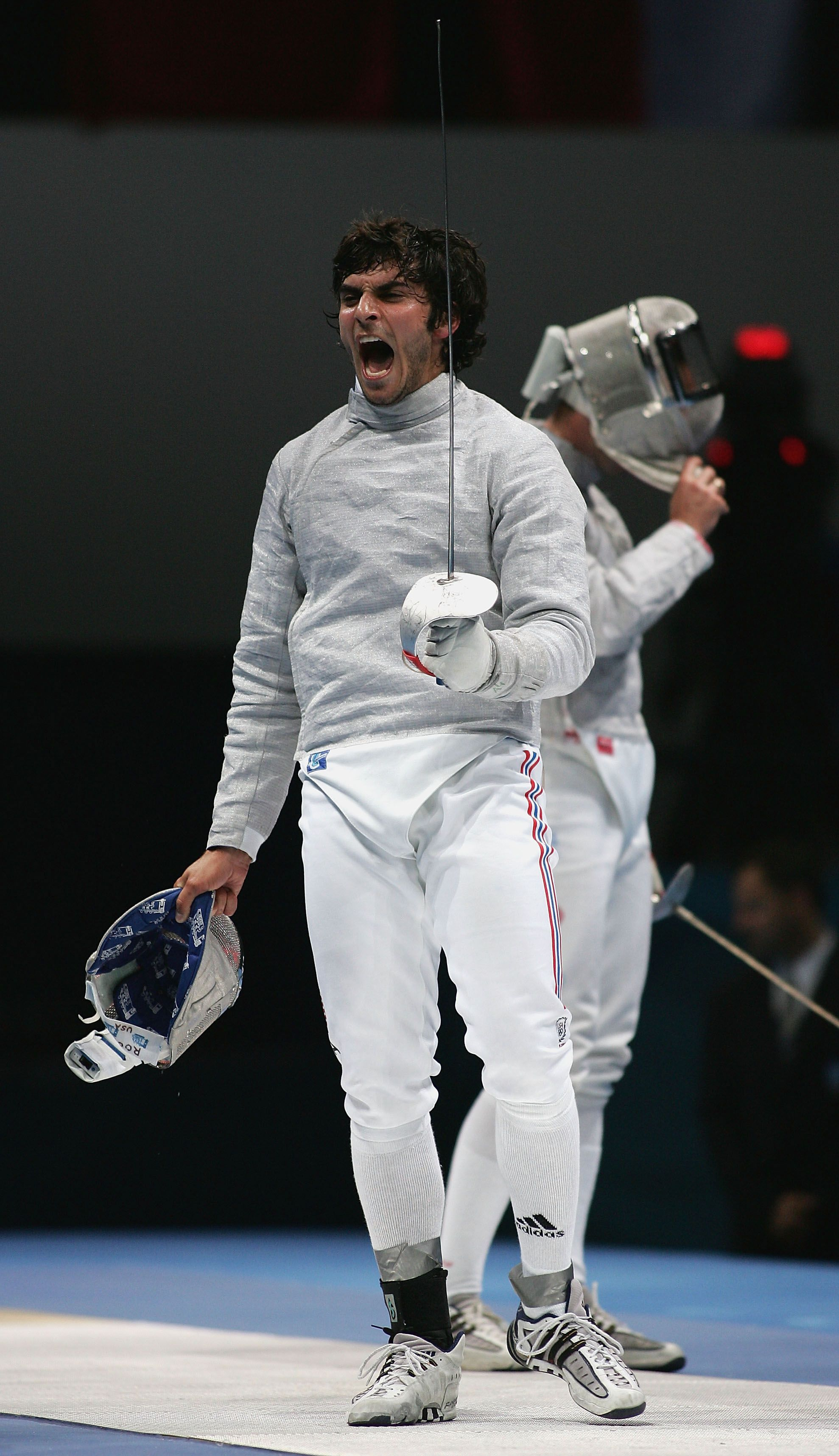 Jason Rogers sexual dysfunction athlete fencer