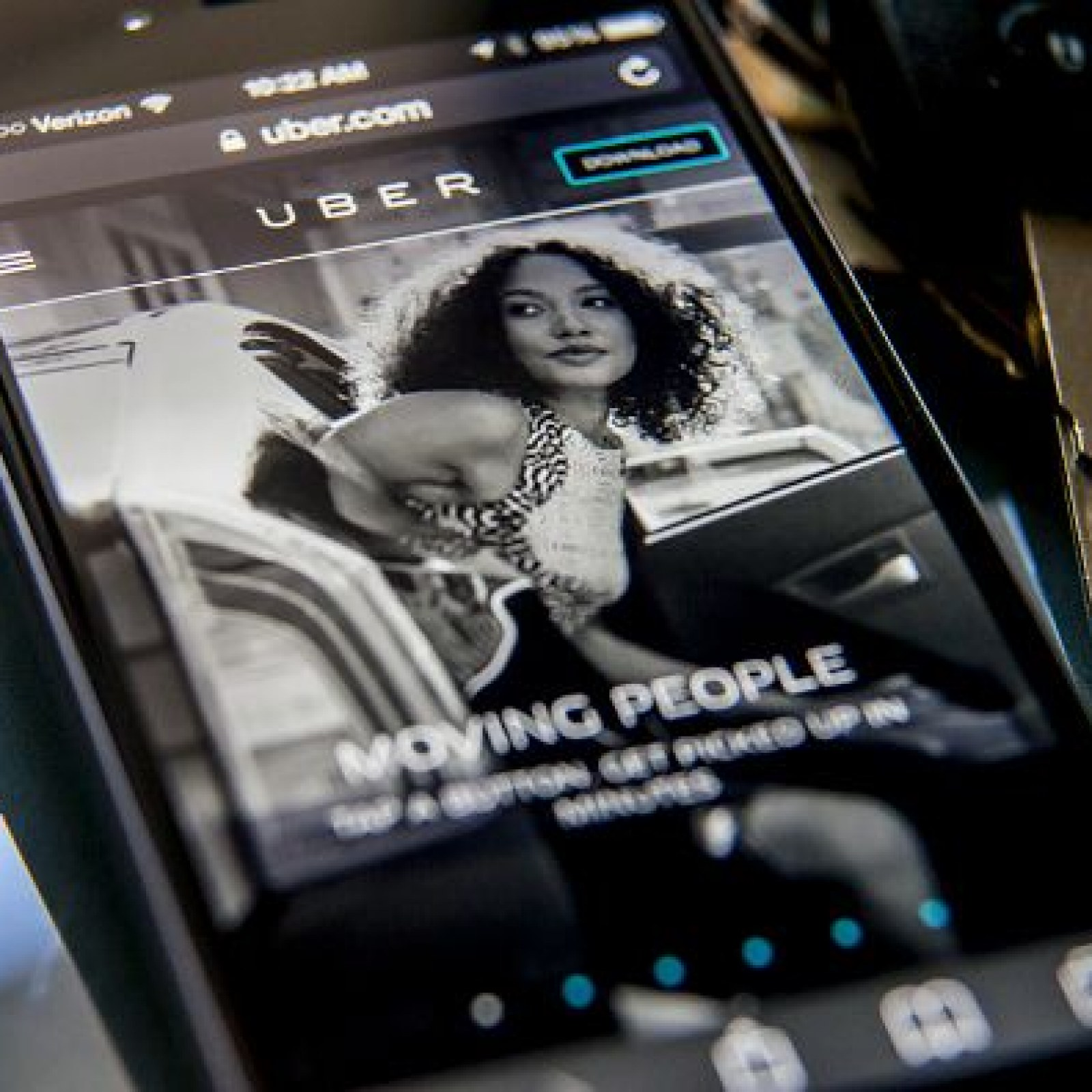 Uber, Lyft Drivers In New York City, Los Angeles And San