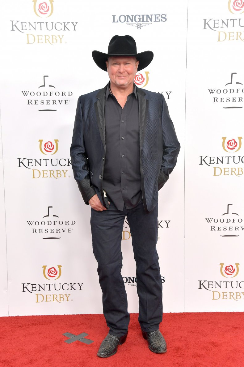tracy lawrence kentucky derby