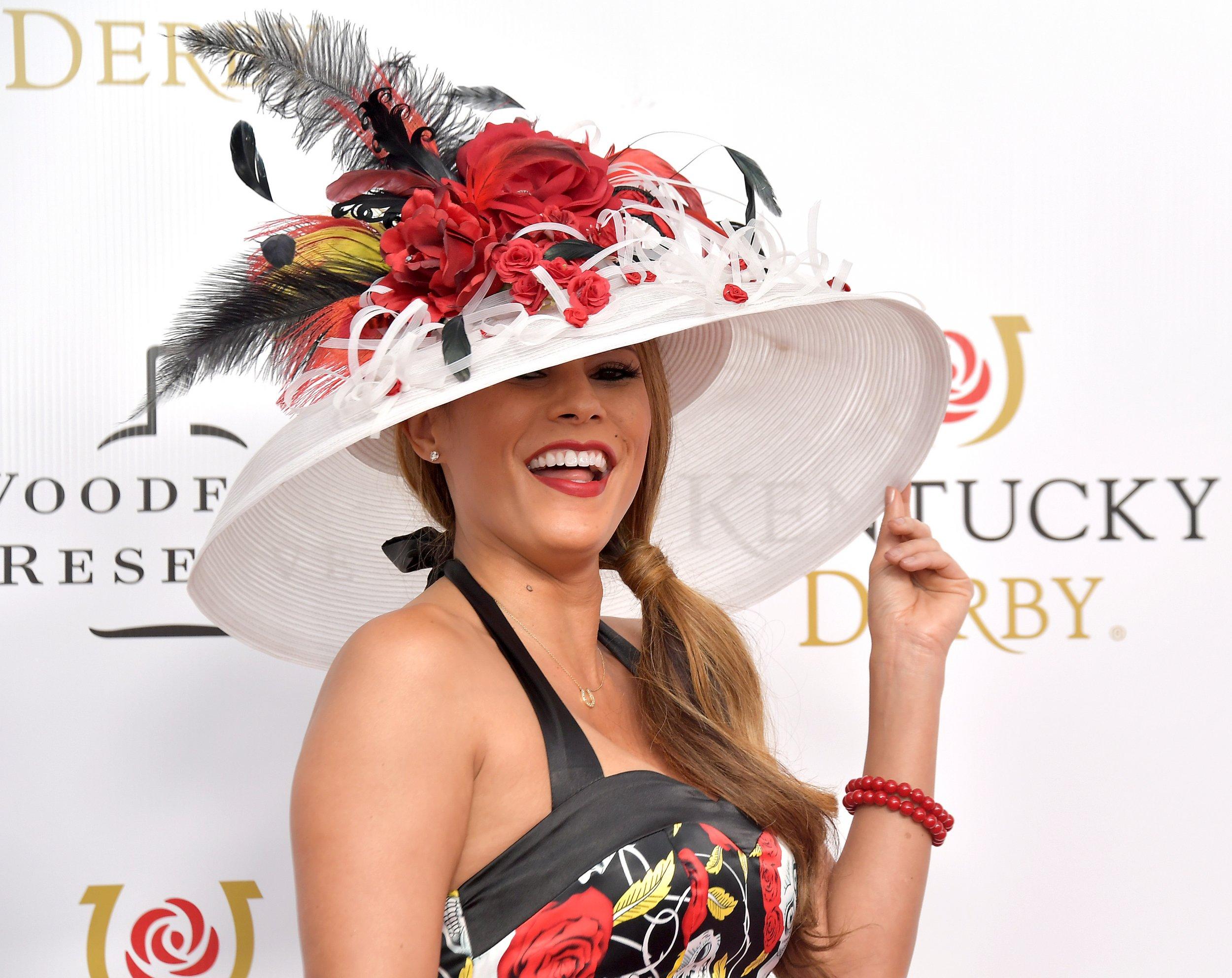 8c7ecd8381c3b Kentucky Derby 2019  See Red Carpet Celebrity Photos