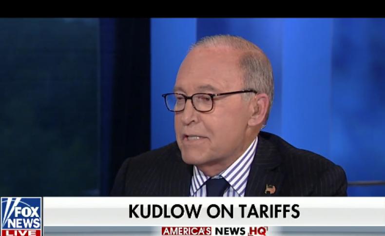 larry kudlow china tariffs