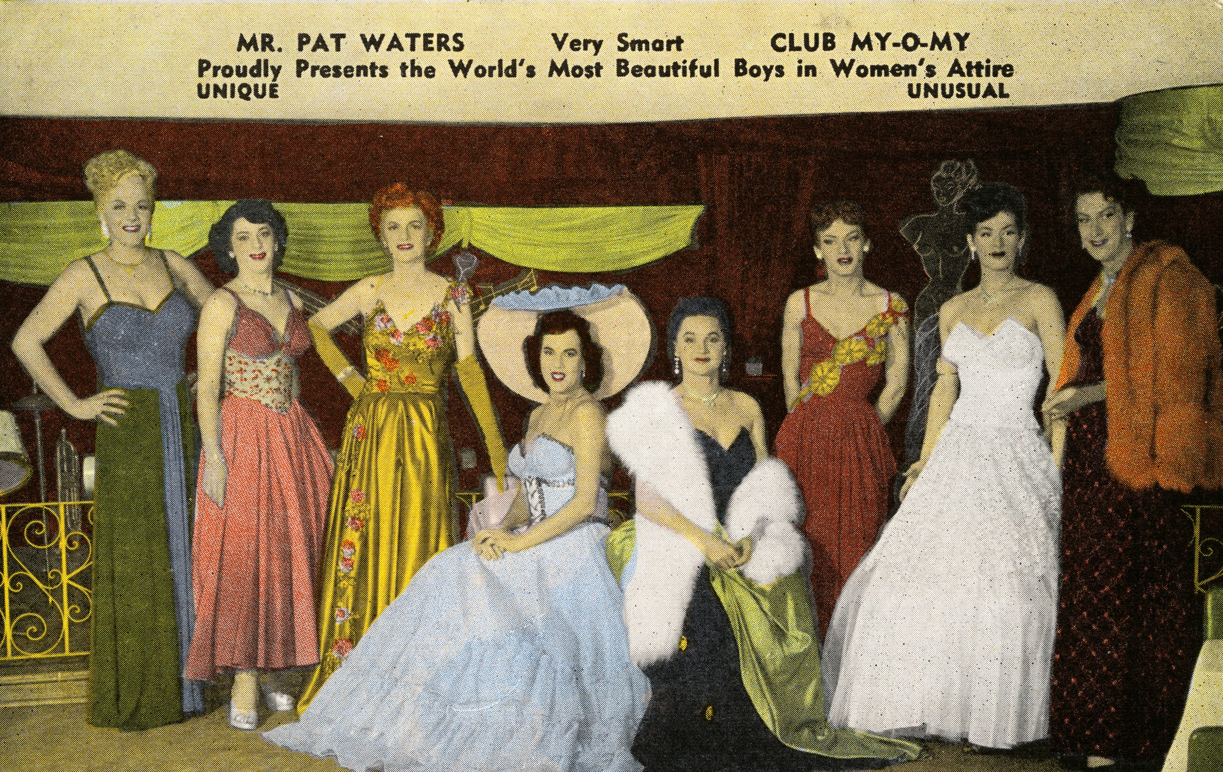 Mr Pat Water Club My-Oh-My