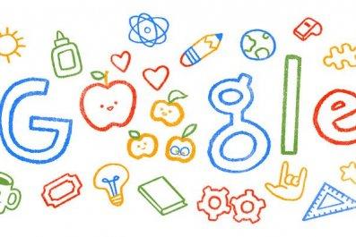 teacher appreciation week 2019 google doodle rodney robinson