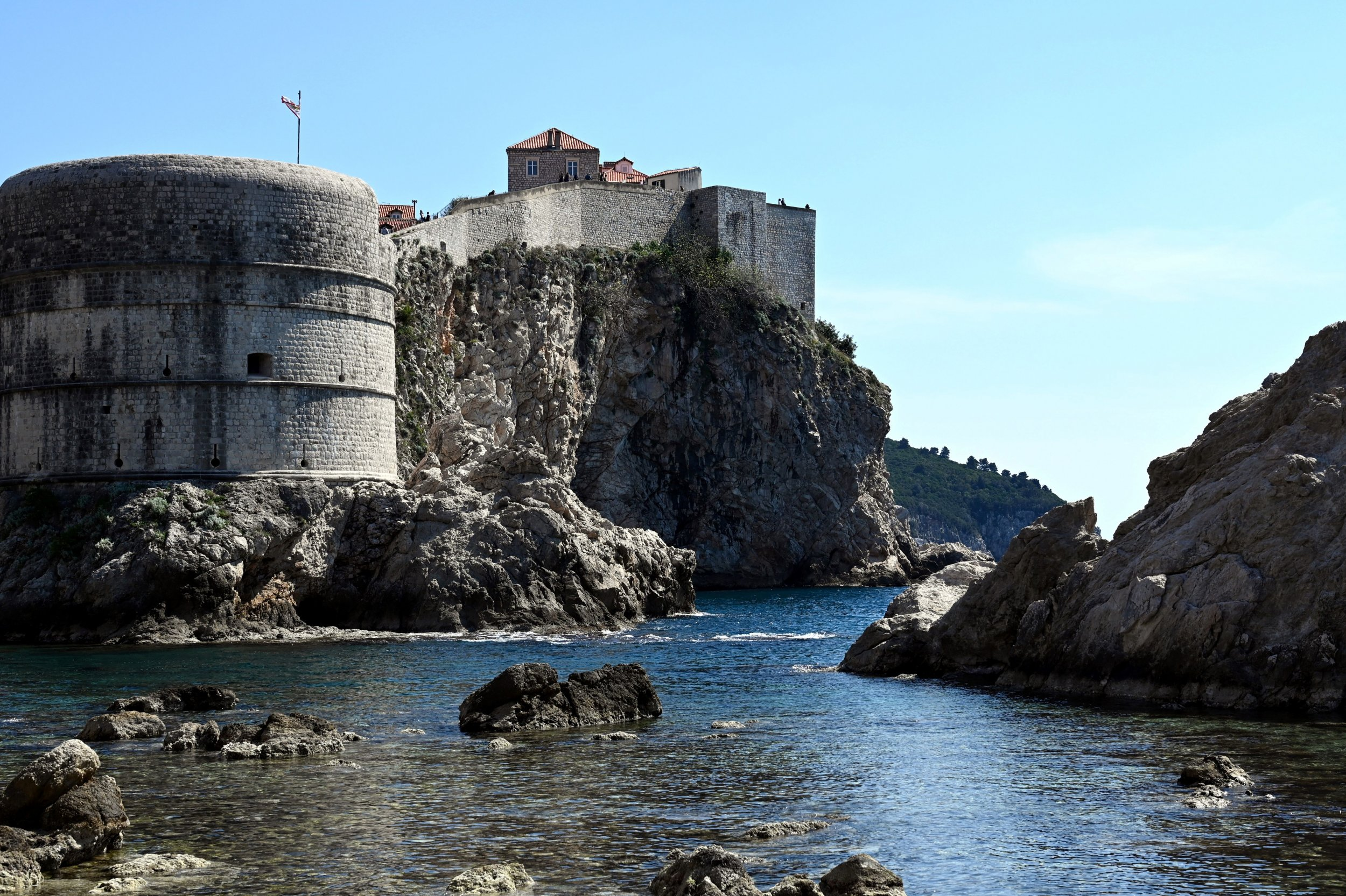 walls-dubrovnik