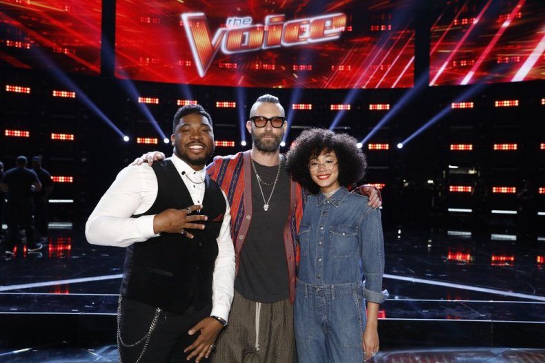 Voice, 2019, top, 13, results, recap, live, blog, season 16, episode, 18, who, left, saved, eliminated, went, home, tonight, tomorrow, vote, predictions, performances