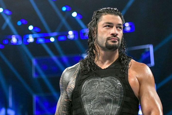 monday night raw live results roman reigns may 6
