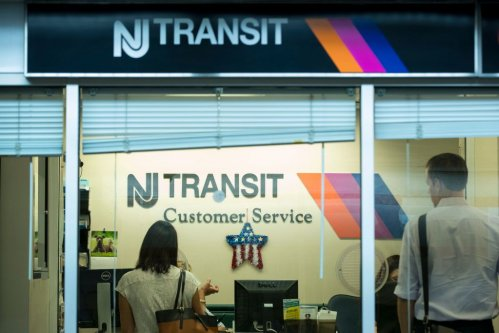 New Jersey Transit Passenger Falls From Train Onto Tracks