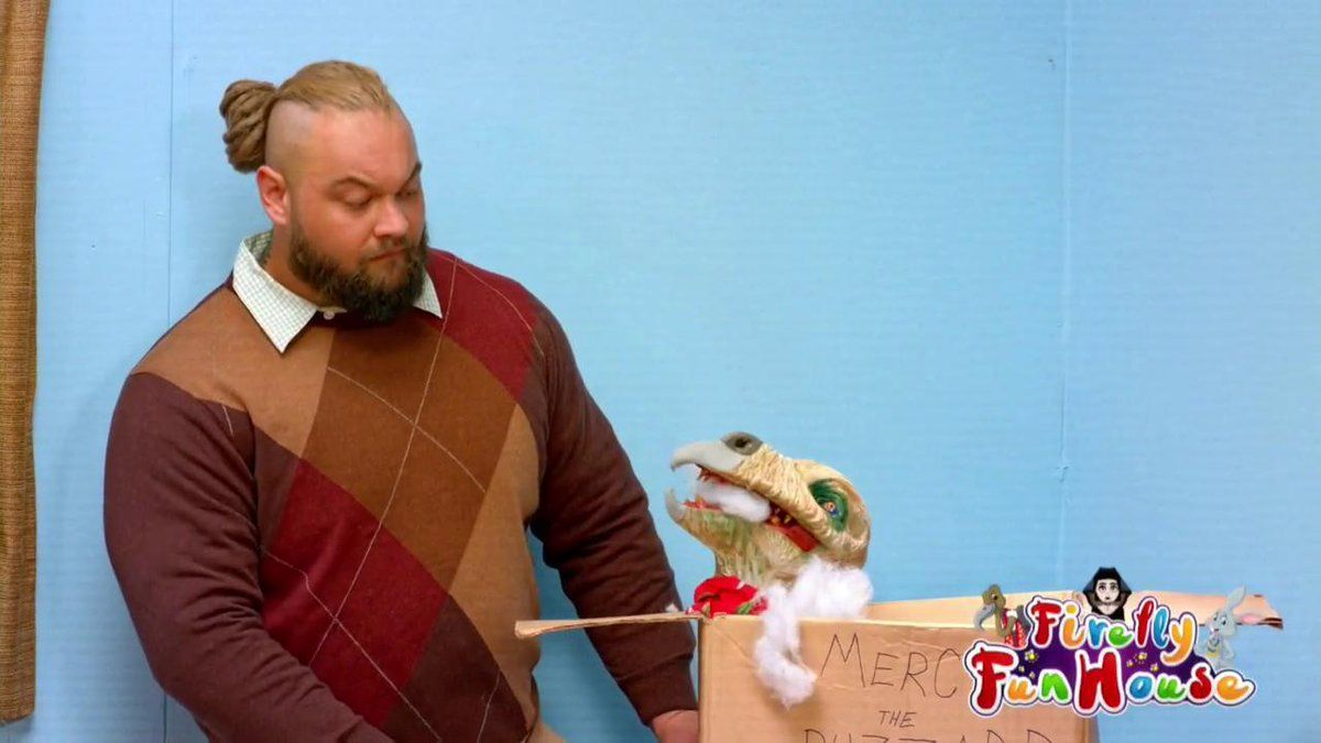 Report- Bray Wyatt's Firefly Fun House Episode 3 Brings ...