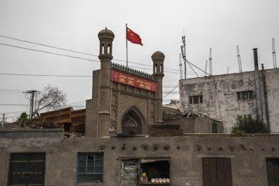 Xinjiang province, China