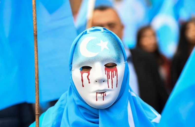 China re-education camps Uighurs Xinjiang