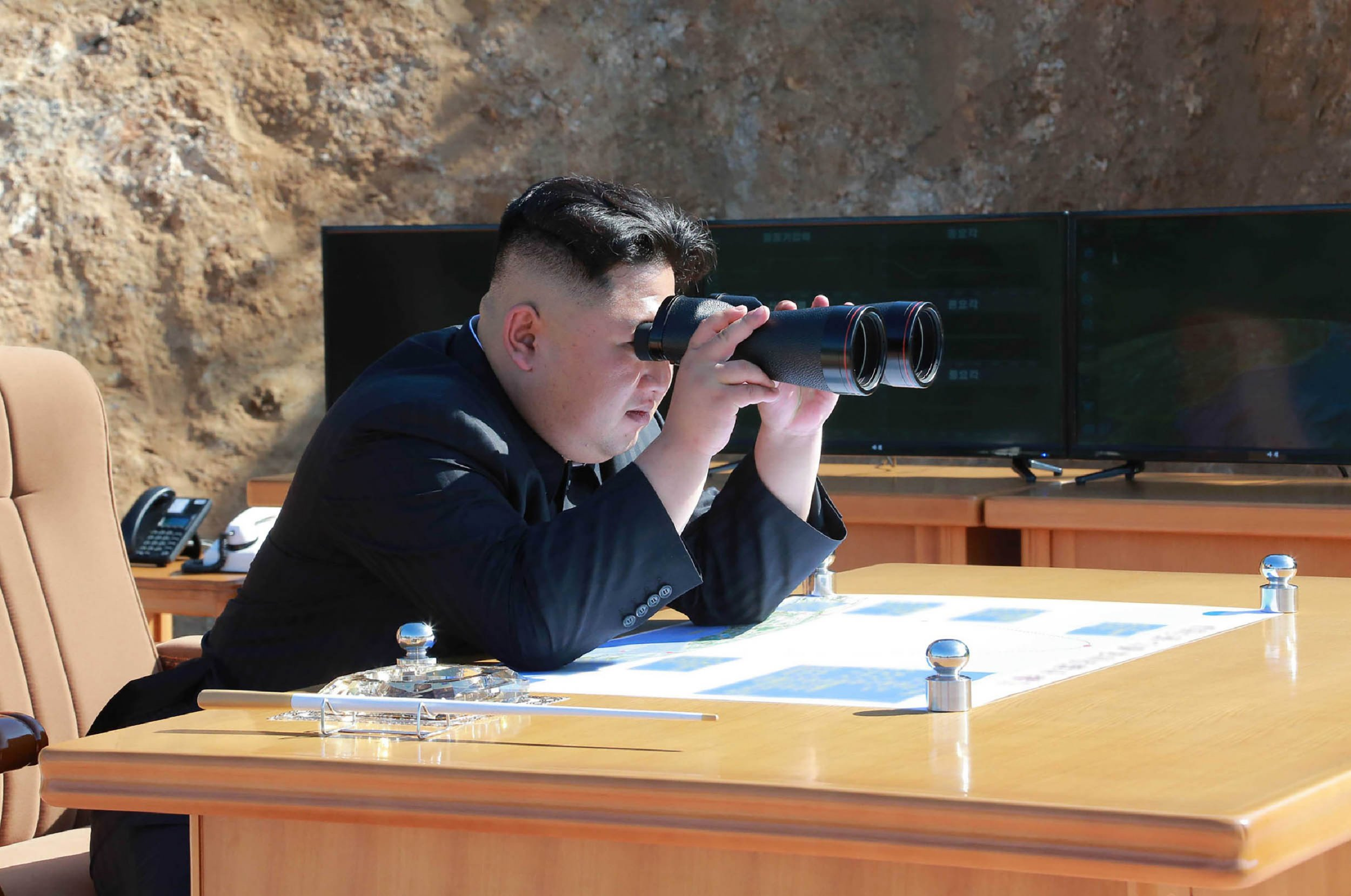 Kim Jong-Un nuclear weapons