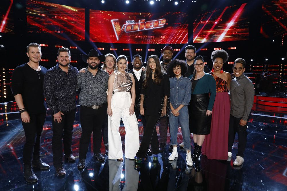 voice, 2019, itunes, top, 100, list, top, 8, spoilers, who, won, most, streams, maelyn, jarmon, gyth, rigdon, shawn, sounds, top, 13 semi finals
