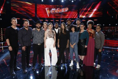 voice, 2019, itunes, top, 100, list, top, 8, spoilers,who, won, most, streams, maelyn, jarmon, gyth, rigdon, shawn, sounds, top, 13 semi finals