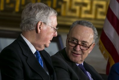 Chuck Schumer, Rebukes, Mitch McConnell, Mueller report