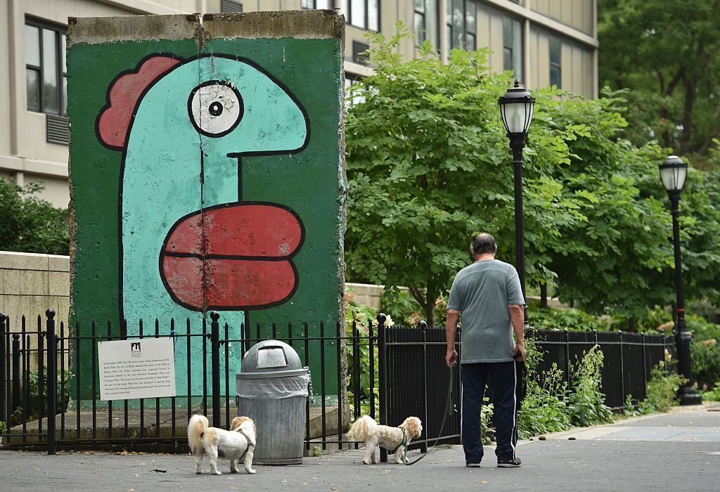 Berlin Wall New York City