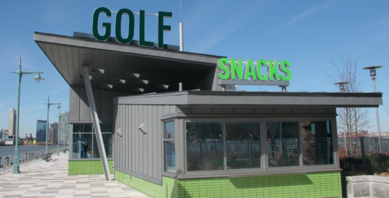 Pier 25 Mini Golf - Manhattan Youth