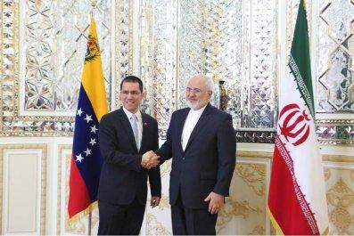 IranVenezuelaForeignMinisters