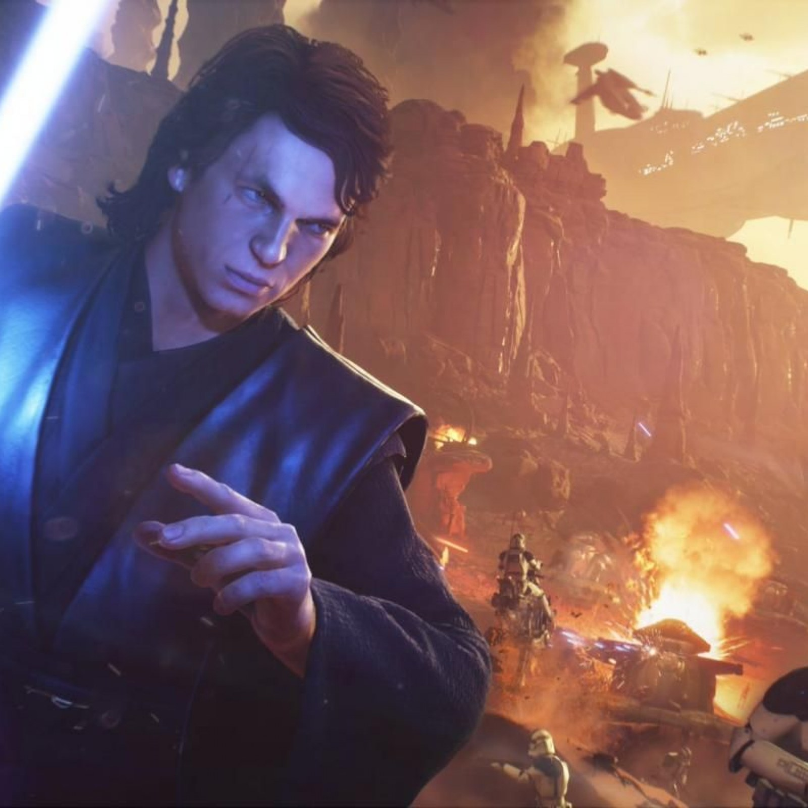 Star Wars Battlefront 2 Update 1 31 Nerfs Anakin Patch Notes