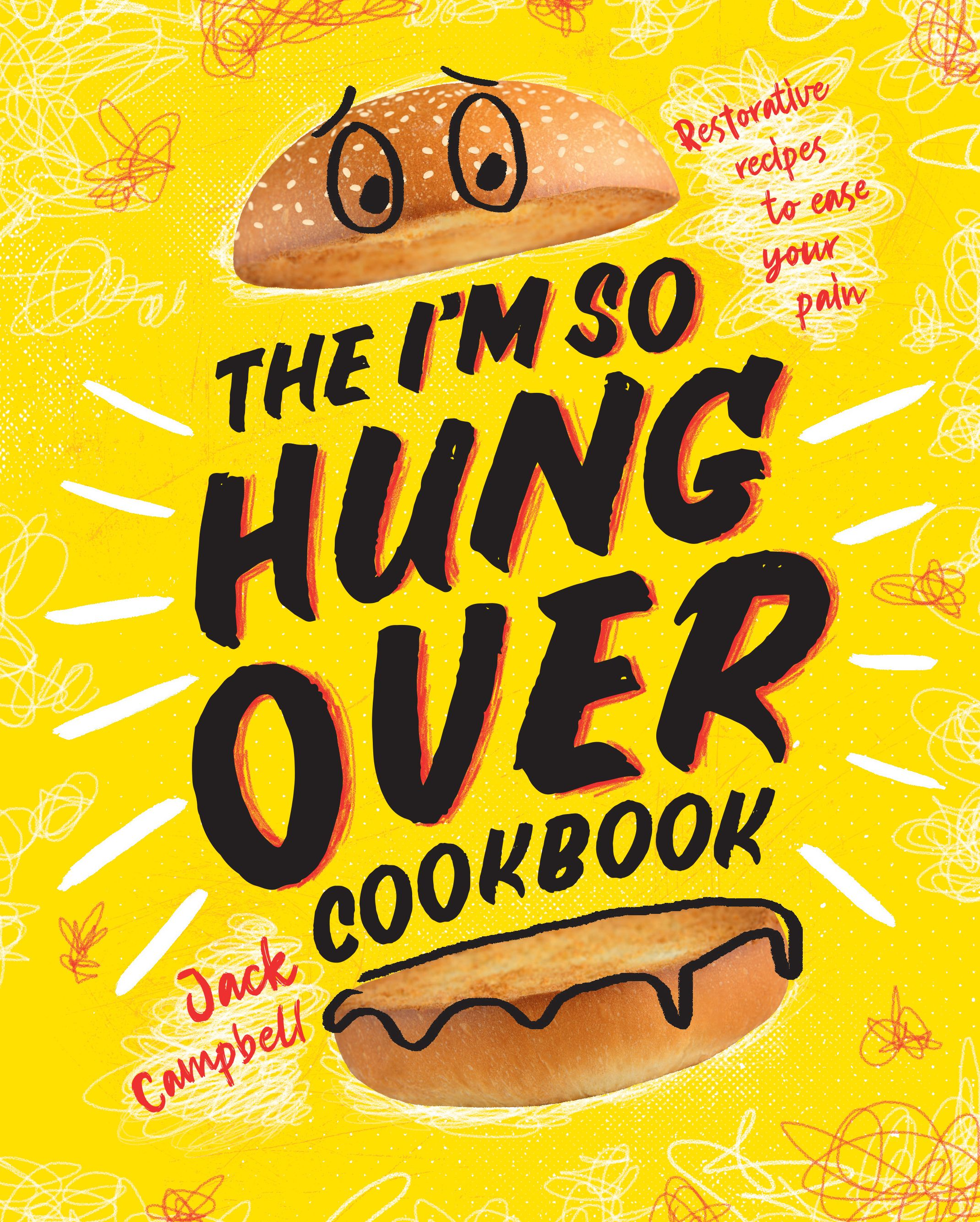 The I'm So Hungover Cookbook_COVER