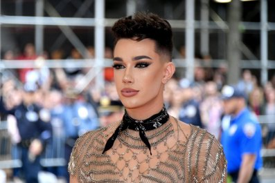 James Charles Asks for 'Influencer Representation'