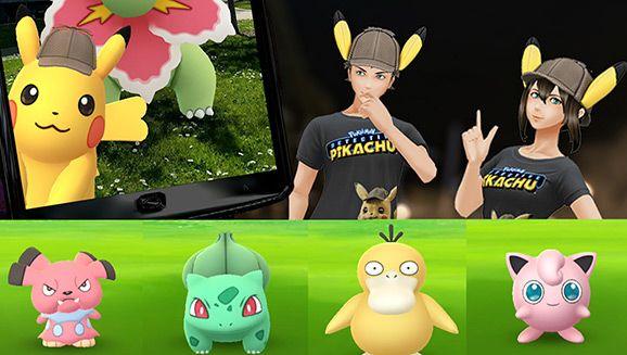 pokemon go detective pikachu research tasks raid update