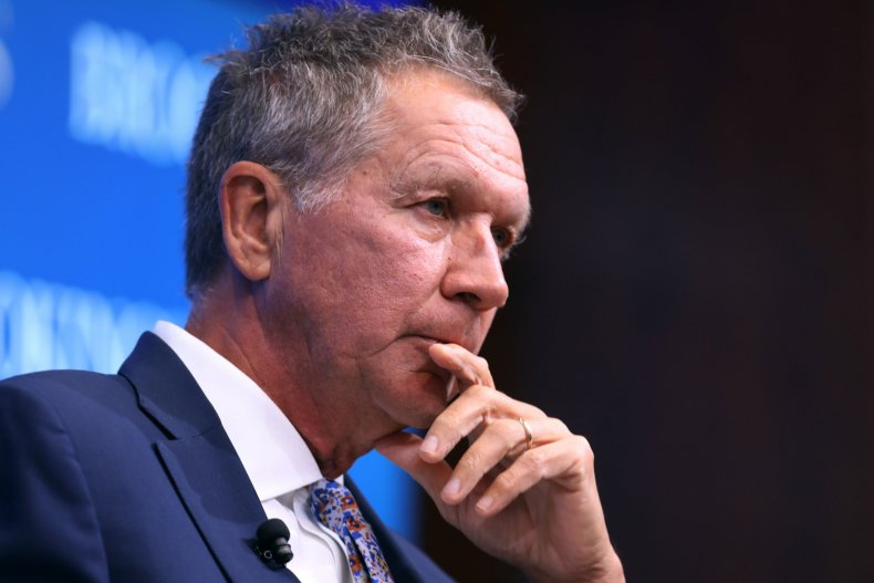 John Kasich Russia meddling interference