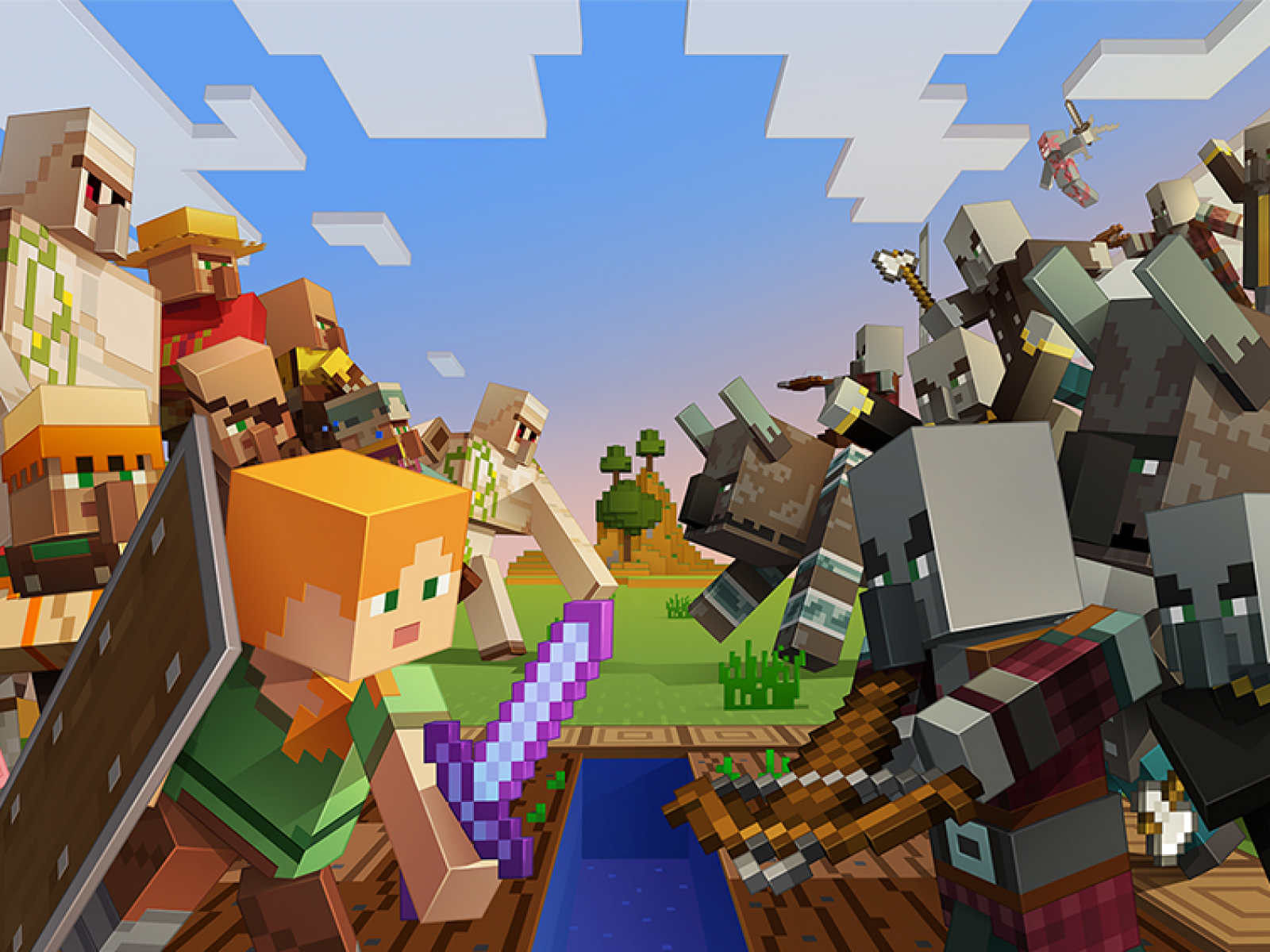 Minecraft 1 14 1 Pre-Release 1: Snapshot Brings Tons of
