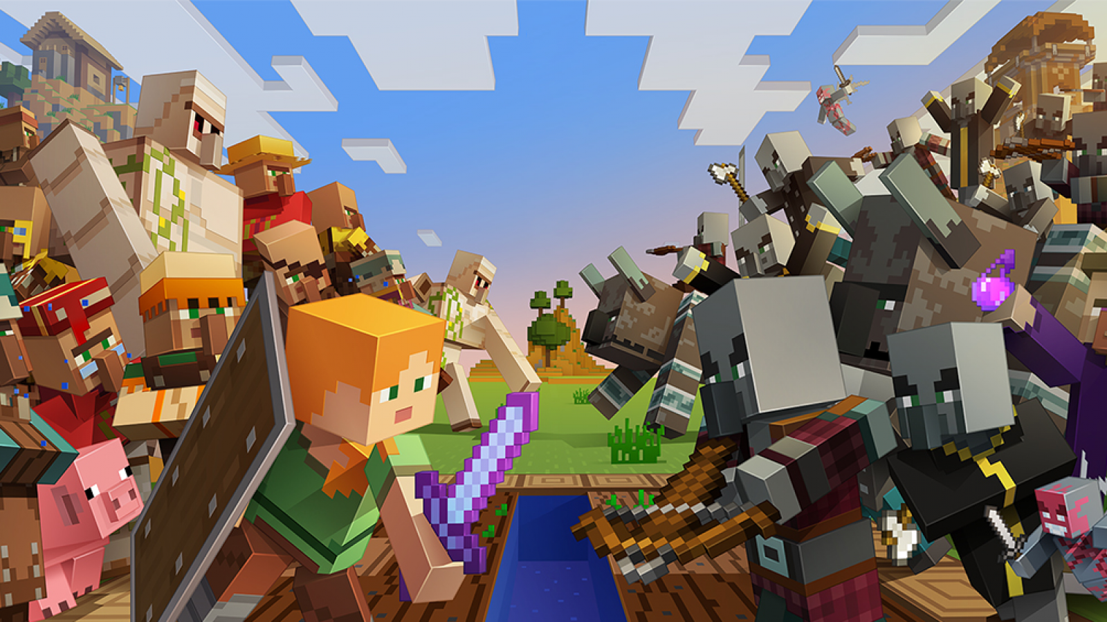 Minecraft 1 14 1 Pre Release 1 Snapshot Brings Tons Of