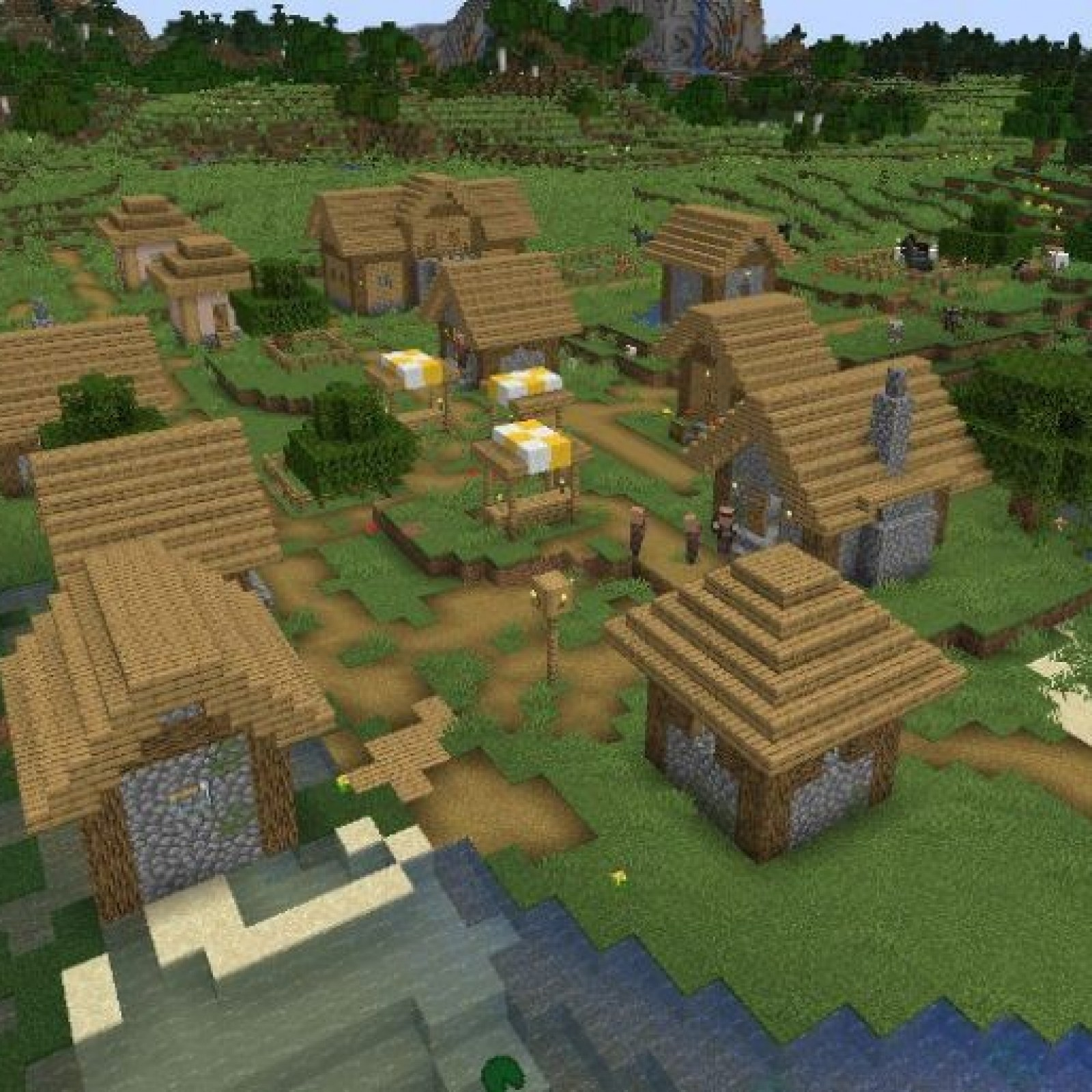 Minecraft 1 14 1 Pre-Release 1: Snapshot Brings Tons of Fixes for