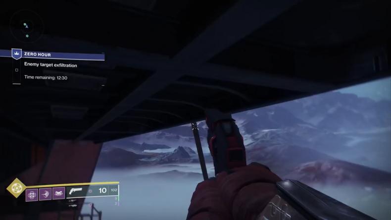 destiny 2 outbreak prime shortcut jump up again