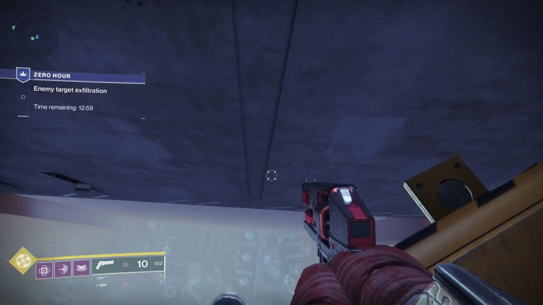 destiny 2 outbreak prime shortcut fall