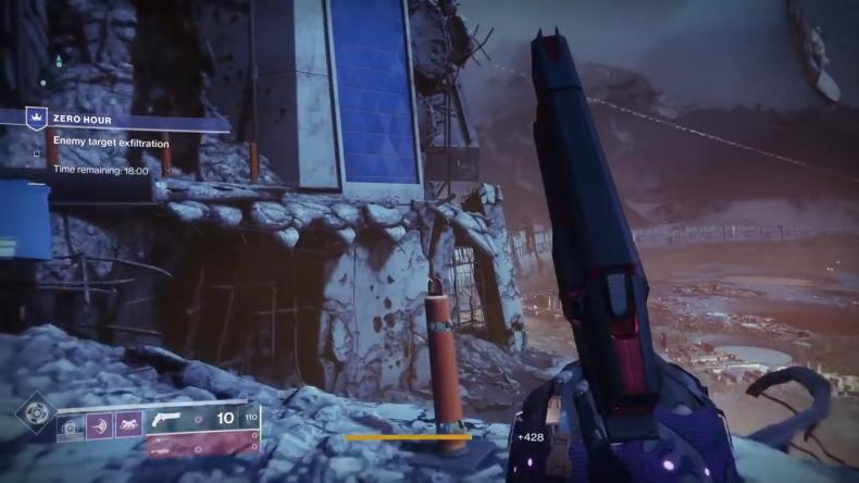 destiny 2 outbreak prime post encounter path