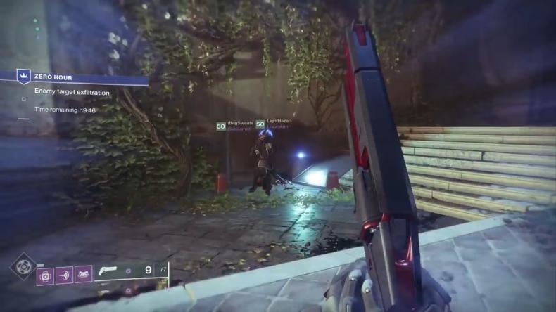 destiny 2 outbreak prime tower door