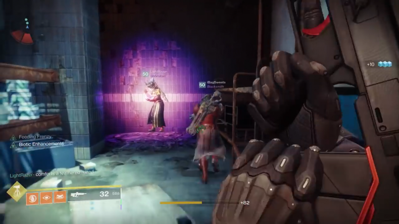 destiny 2 outbreak prime node 3 location