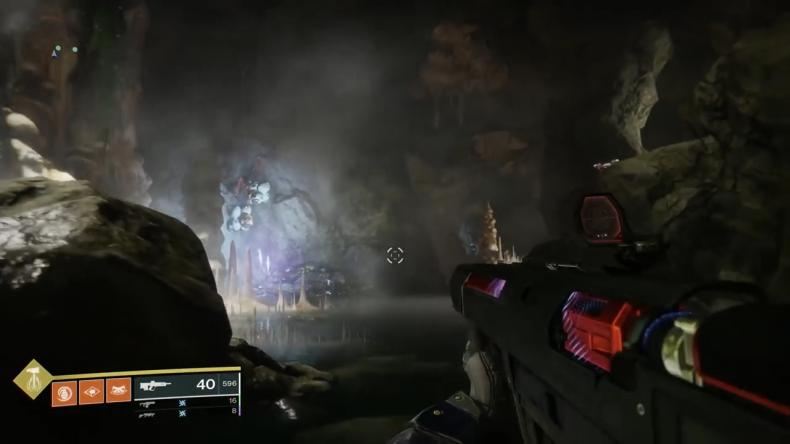 destiny 2 outbreak prime node 2 cave