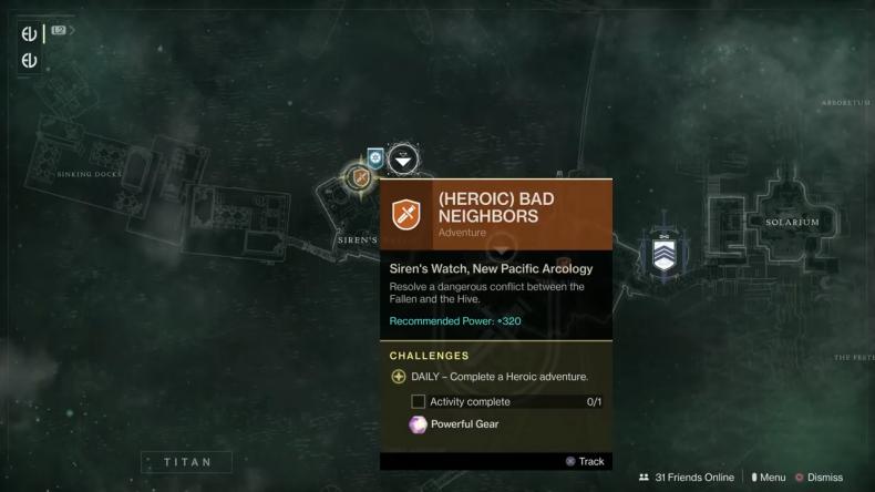 destiny 2 outbreak prime heroic bad neighbors