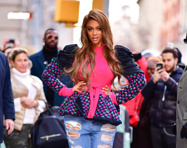 Tyra Banks Is Only One of Three Black Women to Ever Grace the Cover of Sports Illustrated