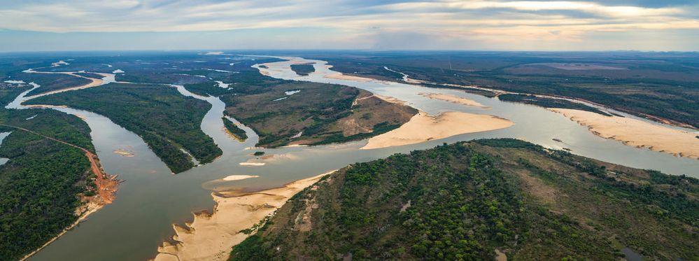 Araguaia River, Coco River