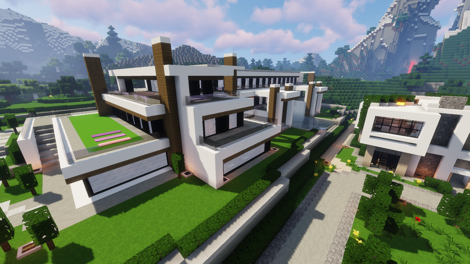 Modern Minecraft Houses 10 Building Ideas To Stoke Your