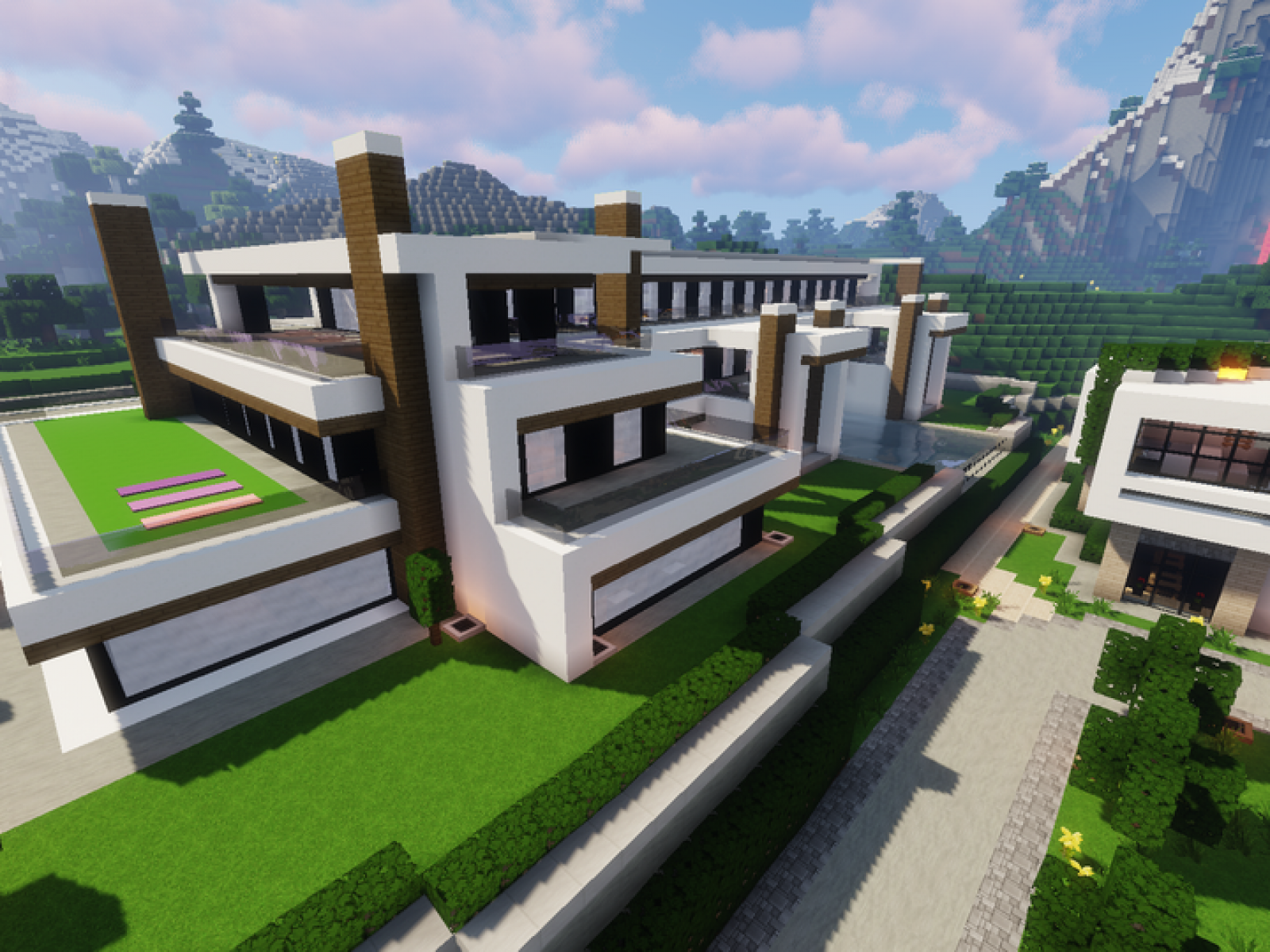 Modern Minecraft Houses: 10 Building Ideas To Stoke Your