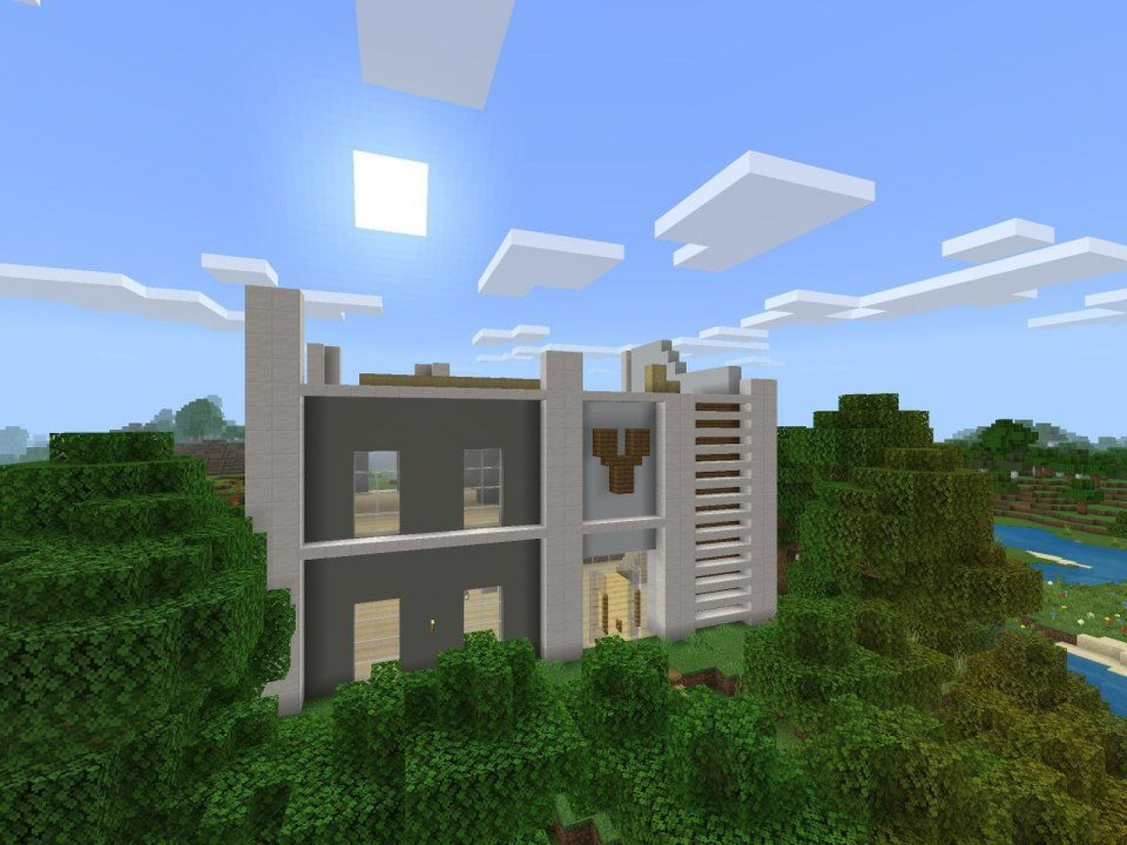 Modern Minecraft Houses: 10 Building Ideas To Stoke Your ...