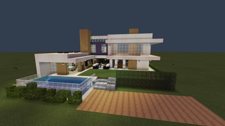 Modern Minecraft Houses 10 Building Ideas To Stoke Your Imagination