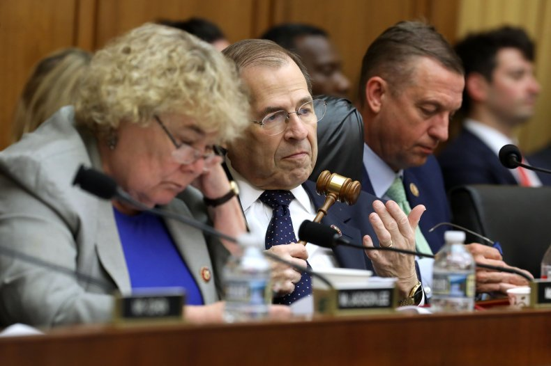 Jerrold Nadler, Judiciary Committee holds William Barr in contempt