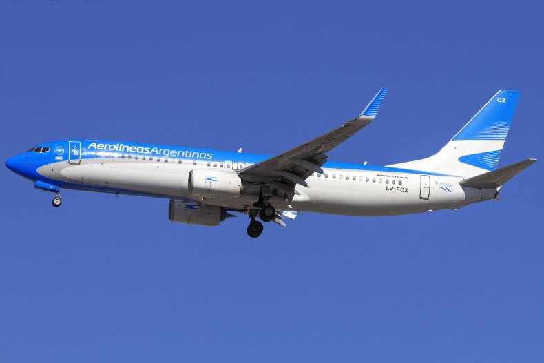 9 Aerolineas Argentinas