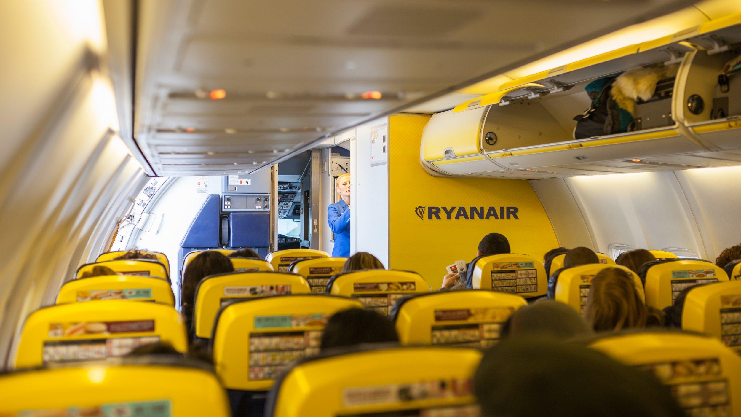 5 Ryanair