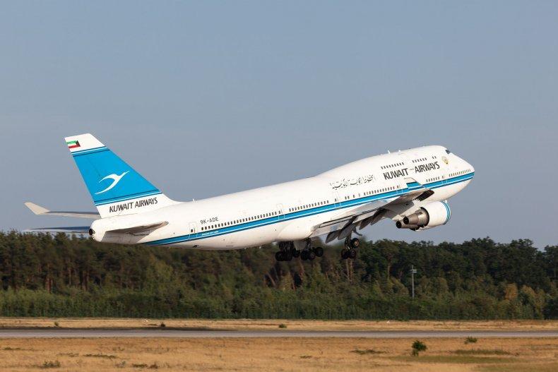 3 Kuwait Airways