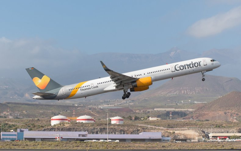 1 Thomas Cook Airlines