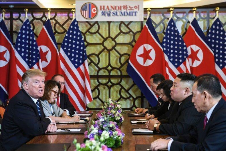 US, North, Korea, talks, remains, Trump